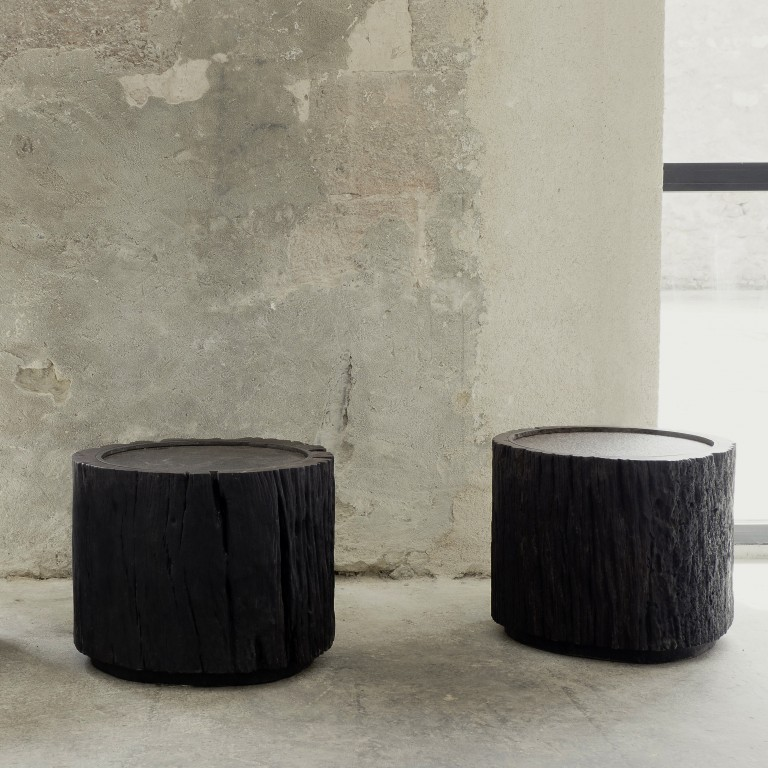 Jérôme Abel Seguin - Side Tables